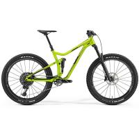 "Велосипед Merida One-Forty 900 Green/Black 2019 M(17"")"